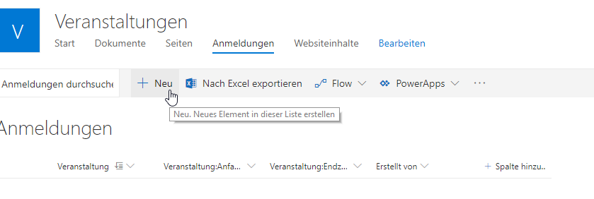 sharepoint-powerapps-neues-element-blog