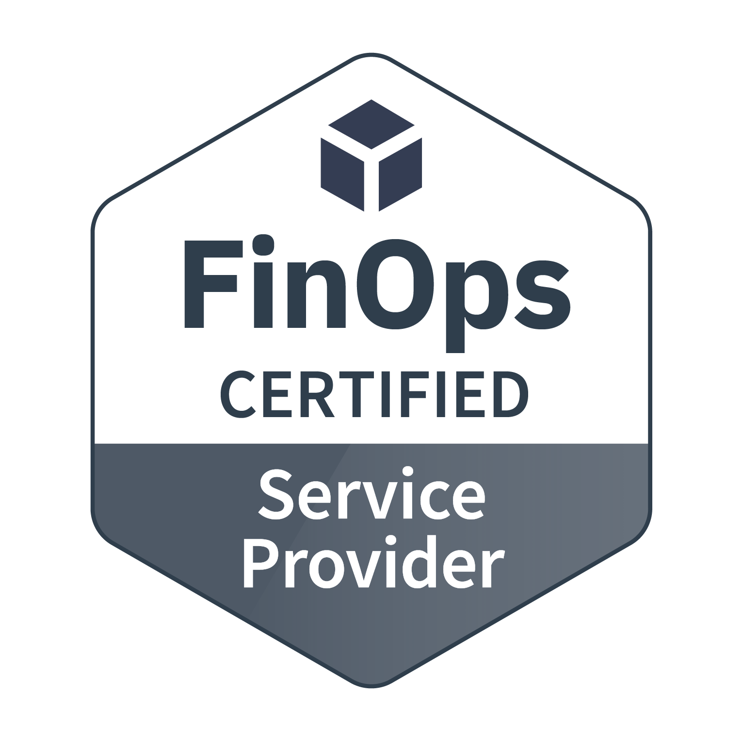 FinOps Certified Service Provider Logo