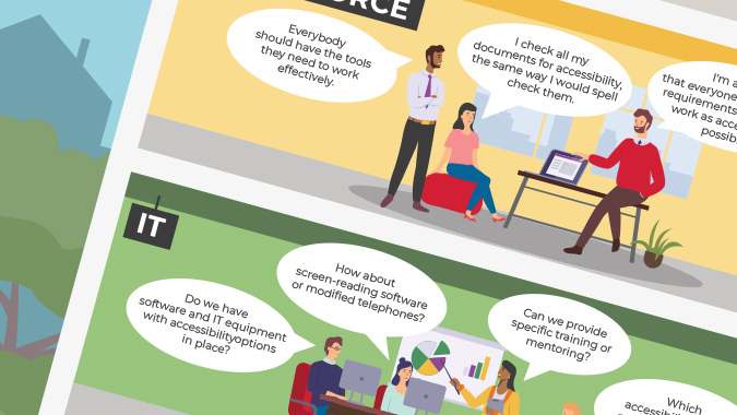 Infographic: How To Drive Digital Inclusion