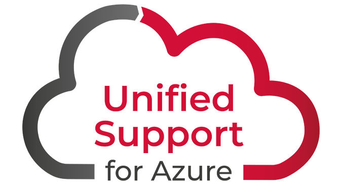 Unified Support for Azure Logo