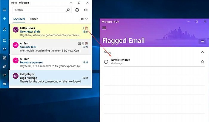 Microsoft To-Do with Flagged Email: Convert Your Emails into Tasks