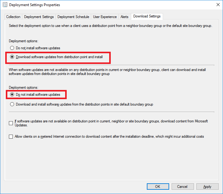 Deploy Boundary Groups in Microsoft's Endpoint Configuration Manager