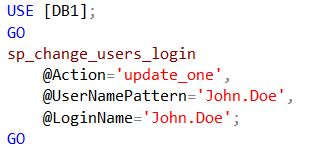 Creation of SQL Logins