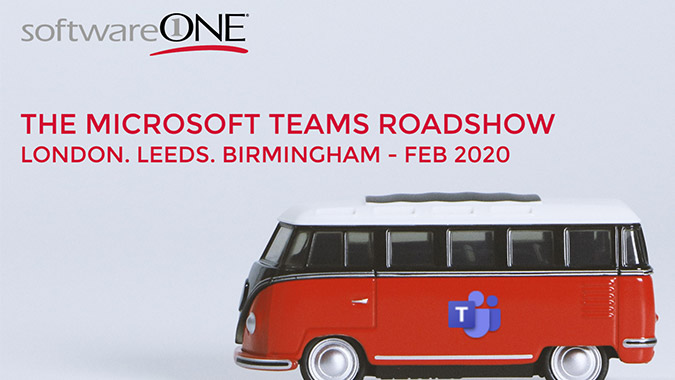 Microsoft Teams Roadshow SoftwareONE UK